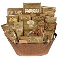 clic elegance gift basket
