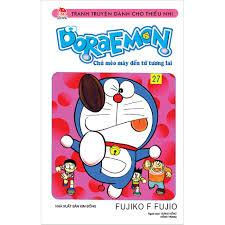 Truyện tranh Doraemon truyện ngắn tập 27 - Kiến thức - Bách khoa
