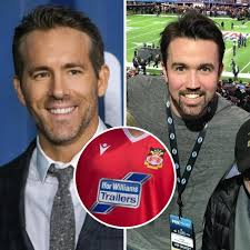 Deadpool actor reynolds and it's always sunny in philadelphia creator mcelhenney have invested an immediate £2m into the national league. Hollywood Stars Outline Their Vision For Wrexham Afc The Leader