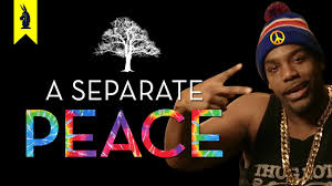 a separate peace thug notes summary and analysis