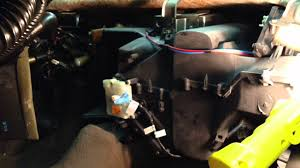 no heat ford taurus heater core removal no heat ford taurus heater core removal