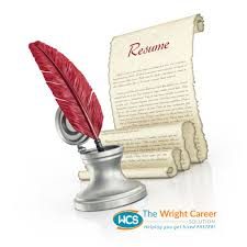 A Quick Look At Our Resume Process - The Wright Career Solution