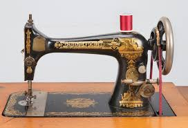 1900 Sewing Machine History