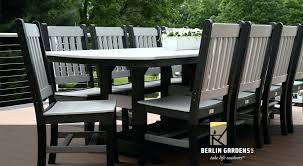 M Berlin Gardens Patio Furniture Garden Tables  Table