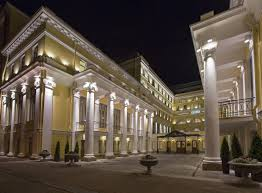 Savio Firmino - Project - The Official State Hermitage Hotel
