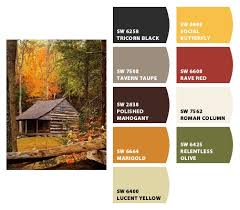 Dining Room : color scheme ~