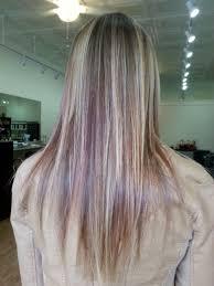 Blonde Balayage On Long Layered Hair