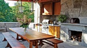 outdoor kitchen pizza oven design. kitchens: great outdoor kitchen pizza oven design homes abc within with