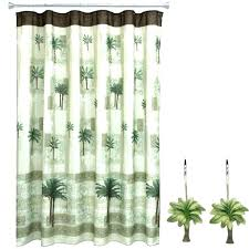 palm tree shower curtain curtain rings with hooks shower curtain rings medium size of palm palm tree shower curtain