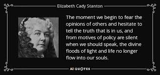 Elizabeth Cady Stanton Quotes Best TOP 48 QUOTES BY ELIZABETH CADY STANTON Of 48 AZ Quotes
