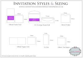 Birthday Invitation Card Standard Size Of Wedding Invitations Image