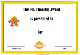 Most Likely To Award Template Free Printable Superlative Awards Customize Online All