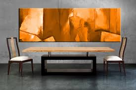 >1 piece orange abstract canvas wall art 1 piece canvas wall art bedroom art print abstract large canvas abstract wall