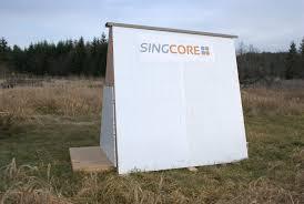 insulated ice fishing house shanty lightweight 160 lbs