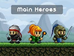 Pixel Art Game Character Design Pixel Art 2d Characters For Platformer Games By 2d Game