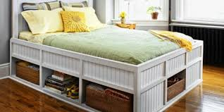 diy storage bed. 15 DIY Storage Beds For Adding More Space In Your Room Diy Bed C