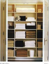 linen closet organization ideas linen storage keep your linen closet organized by neatly folding all linens