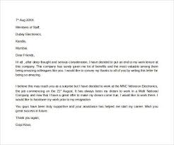 Best Ideas Of Farewell Letter To Coworkers Farewell Letter