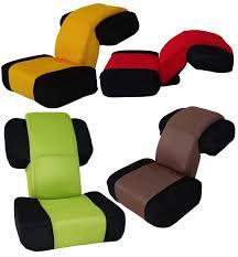 interesting kneeling ergonomic chair with 20 floor folding yoga gaming chair 14 angle adjule