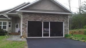 retractable garage door screensGarage Door Screens  National Overhead Door