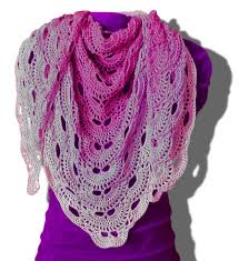 Virus Shawl Crochet Pattern Stunning How To Crochet A Shawl