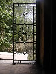 custom beveled glass windows and doors