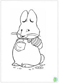 Small Picture Best Max And Ruby Coloring Pages Free httpcoloringpagesgreat