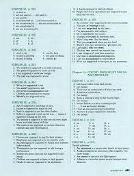 Worksheet Azar Basic English Grammar Chart 8 6 Answers Fundamentals Of English Grammar Answer Key Pages 501 525
