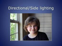 3 directional side lighting