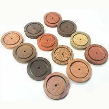 details about 1 x unfinished wooden bracelet blank bangle wood turning woodworking diy vintage
