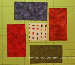 Bright Hopes Quilt Block: Instructions in 5 sizes & All the patches needed for a Bright Hopes quilt block Adamdwight.com