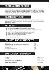 Truck Driver Job Description For Resume 174953 Cdl Truck Driver
