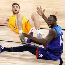 Team USA Loses a Basketball Game ...
