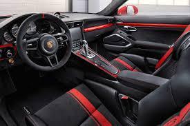 2018 porsche 911 interior. wonderful interior 2018 porsche 911 gt3 interior front pr intended