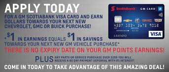 apply today scotiabank visa card