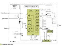 single phase meter reference design nxp Single Phase Meter Wiring Diagram mk30x single phase power meter block diagram single phase meter socket wiring diagram