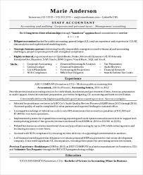 Example Of Accountant Resumes 26 Accountant Resume Templates Pdf Doc Free Premium
