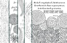 Coloring Pages With Bible Verses Davidstyleinfo