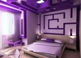 bedroom purple maze bedroom maze wall and ceiling decoration
