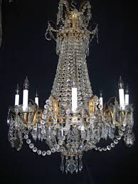 kitchen stunning vintage chandelier crystals 26 drum shade crystal wrought iron and chandeliers mesmerizing vintage chandelier
