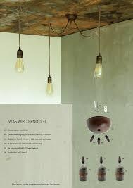 Esstischlampe Holz Selber Bauen