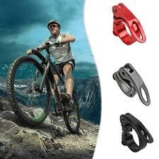 <b>1 Pc</b> Seat Post Skewer Bolt Aluminium Alloy <b>Quick Release Bike</b> ...