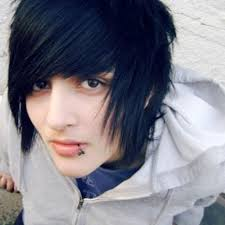 Collections Of Long Emo Hairstyles For Guys Cute Hairstyles For