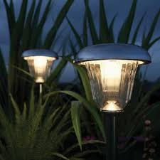 garden lamp. Tunbridge Deluxe Solar Garden Lights (Set Of 2) Lamp