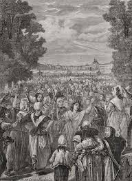 best french revolution images french revolution women on versailles