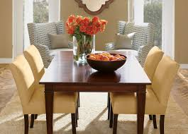 colorful dining room chairs. Yellow, Gray Palette With Warm Honey Walls Christopher Dining Table - Ethan Allen US Colorful Room Chairs O