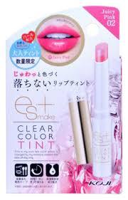 <b>Увлажняющая губная помада-тинт</b> Clear Color Tint 3,5мл KOJI ...