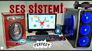 EVDE SES SİSTEMİ NASIL YAPILIR?    How to make a sound system at home? -  YouTube