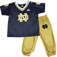 Halloween The Dame Uniforms Uniform Football Costume For d Notre 2013 Milo's Kids Baby