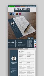 Modern Formatted Resume Templates 25 Modern Resume Templates With Clean Elegant Cv Designs